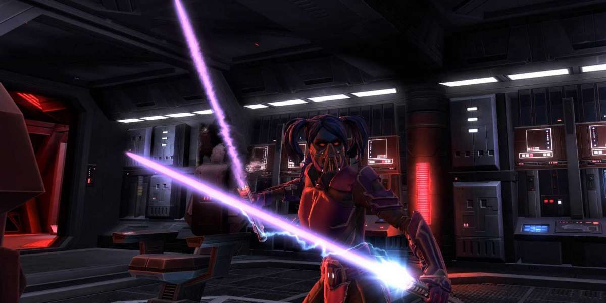 Star Wars The Old Republic details overview